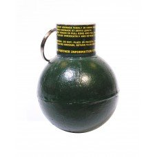 Pull Ring Ball Grenade Pea Filled (Case 40pcs)